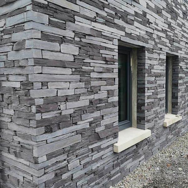 Valentia Slate cut stone