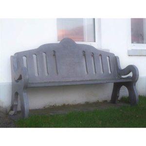 Ornate Seat