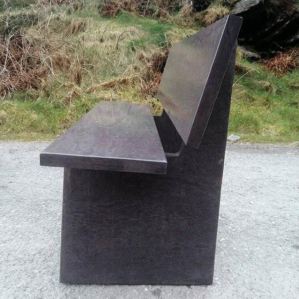 Valentia Slate straight seat