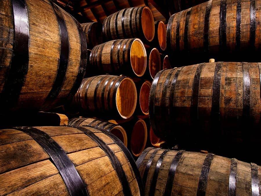 Whiskey maturation Ireland